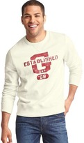 Gap Vintage athletic logo crew sweatshirt