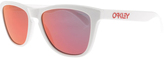 Oakley Frogskins Sunglasses Polished White