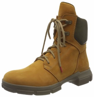 Think! Ankle Boot Iaz_3-000044 Womens Yellow 5.5 UK