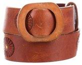 Henry Cuir Leather Waist Belt