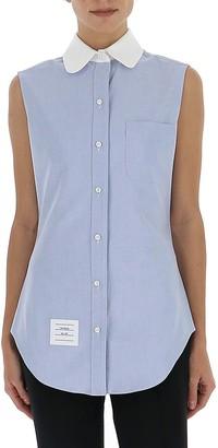 Thom Browne Sleeveless Shirt
