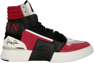 Philipp Plein Phantom Hi-top Sneaker