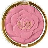 Milani Rose Powder Blush, Tea Rose 0.60 oz (Pack of 4)