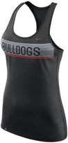 Nike Women's Georgia Bulldogs Dri-FIT Touch Tank Top