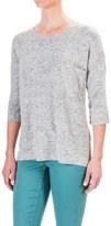 Philosophy Republic Clothing Philosophy Fleece Sweatshirt - 3/4 Sleeve (For Women)
