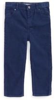 Burberry Toddler Boy's Langston Corduroy Skinny Pants