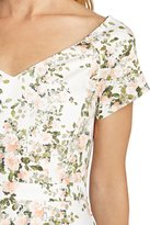 Forever 21 Contemporary Off-The-Shoulder Floral Dress