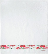 Cath Kidston Antique Rose Printed Band Towelling