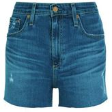 AG Jeans Sadie Released Hem Shorts