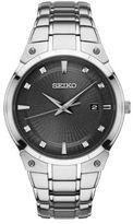 Seiko Diamond Accented Watch