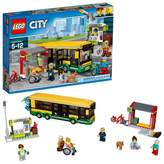 Lego Town Bus Station 60154