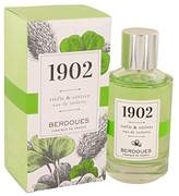 Berdoues 1902 Trefle & Vetiver by Eau De Toilette Spray 3.38 oz