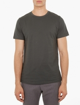 A.P.C. Olive Cotton T-Shirt