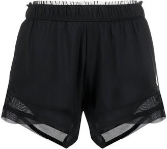 adidas Layered Running Shorts