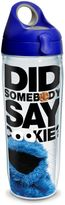 """Tervis Cookie Monster """"Did Somebody Say Cookie?"""" 24 oz. Wrap Water Bottle"""