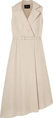 Akris Knee-length dresses