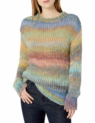 Trina Turk Women's Sinclair Oversized Ombre Sweater