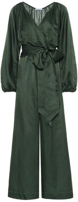 Kalita Venus cotton and silk jumpsuit