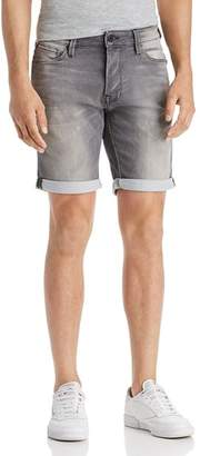 Jack and Jones JACK + JONES Icon Regular Fit Denim Shorts in Gray