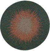Joanna Buchanan Ombre Place Mat - Green/Orange