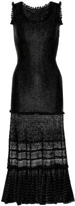 Alexander McQueen Knit midi dress