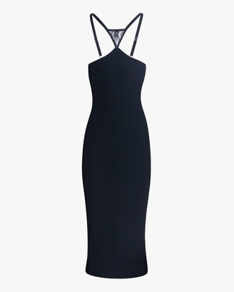Christopher Kane Lace-Panel Bodycon Dress