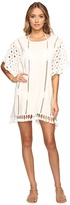 Seafolly Broderie Beach Lace Kaftan Cover-Up Women's Swimwear