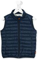 Save The Duck Kids - padded vest - kids - Nylon/Polyester - 10 yrs