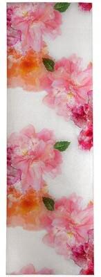 "Wrought Studio Darian Pink Area Rug Rug Size: Runner 2'6"" x 8'"