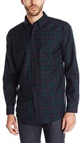 Pendleton Men's Long-Sleeve Sir Pen Button-Down Shirt
