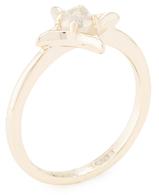 Roslyn Iridescent Glass Ring