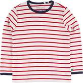 Fred's World by Green Cotton Boy's Stripe T T-Shirt