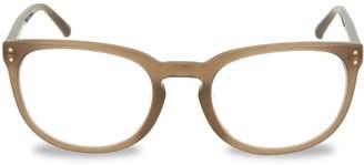 Linda Farrow 53MM Round Optical Glasses