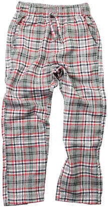 Wes And Willy Plaid Lounge Pant