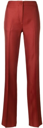 Emilio Pucci Side-Striped Tailored Trousers