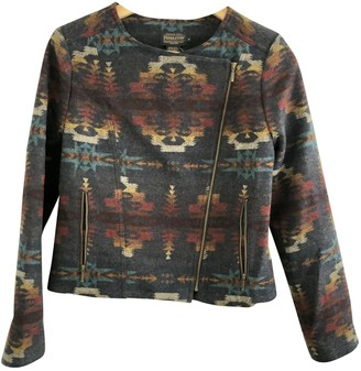 Pendleton Blue Wool Jacket for Women