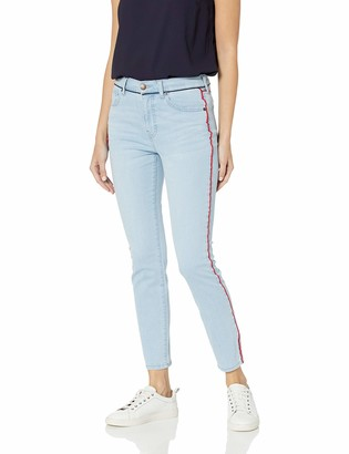 BCBGeneration Women's Piped Skinny Stretch Jean