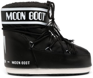 Moon Boot Glance flat snow boots