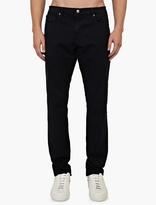 Frame Indigo Stretch Straight-Leg L'Homme Jeans