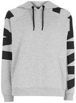 Ivy Park Logo sleeve hoodie