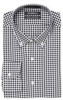 Saks Fifth Avenue Slim Fit Checkered Dress Shirt