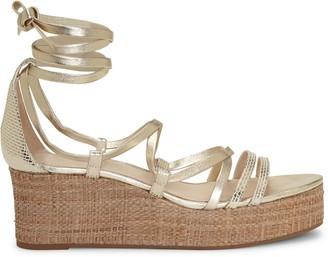 Louise et Cie Renz Platform Wedge Sandal