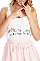 Wildfox Couture 24 Carats Tank