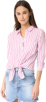 Rails Aly Stripe Button Down Shirt