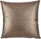 Barneys New York Grained Leather & Suede Mars Pillow