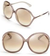 Rhi Oversized Sunglasses
