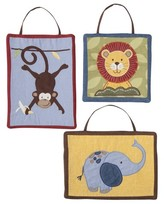 JoJo Designs Jo Jo Designs Sweet Jungle Time Wall Hangings