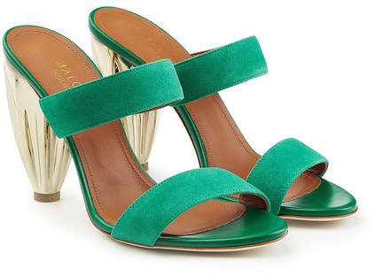 Malone Souliers Suede Sandals
