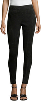 Nicole Miller Women's Leather Skinny Pants