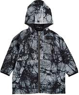 Someday Soon Kids' Abstract-Print Hooded Jacket